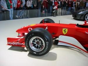 Test Fórmula 1