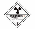Test ADR radioactivos