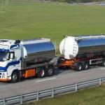 Test de la DGT para el transporte de mercancías peligrosas
