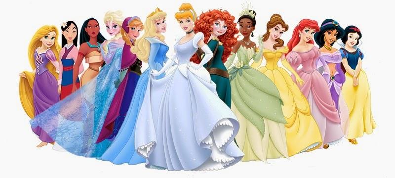 Cu nto conoces a las princesas de disney test y for Muebles de princesas disney